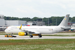 #4297 Vueling Airlines - Airbus A321-231SL (D-AYAM / EC-MRF / MSN 7714)