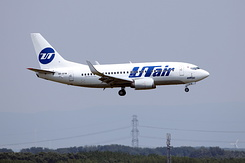 #4468 UTair Aviation - Boeing 737-524 (VP-BYM)