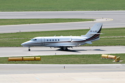 #4470 NetJets Europe - Cessna Citation Latitude (CS-LAU)