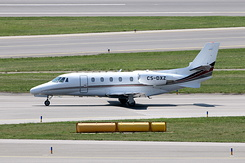 #4473 NetJets Europe - Cessna Citation Excel (CS-DXZ)