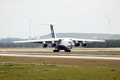 #4483 Silk Way Airlines - Ilyushin Il-76TD-90VD (4K-AZ101)