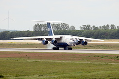 #4484 Silk Way Airlines - Ilyushin Il-76TD-90VD (4K-AZ101)