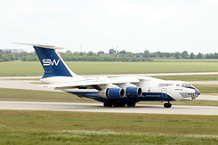 #4485 Silk Way Airlines - Ilyushin Il-76TD-90VD (4K-AZ101)