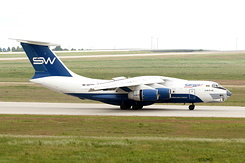 #4486 Silk Way Airlines - Ilyushin Il-76TD-90VD (4K-AZ101)