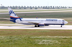 #4488 SunExpress - Boeing 737-8AS (D-ASXS)