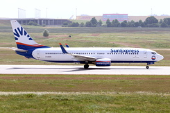 #4489 SunExpress - Boeing 737-8AS (D-ASXS)