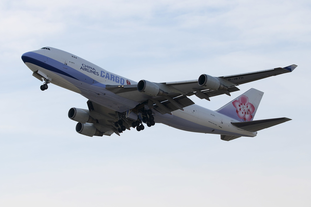 20180301-007 China Airlines Cargo - Boeing 747-409F SCD (B-18711) Amsterdam Schiphol NL.jpg