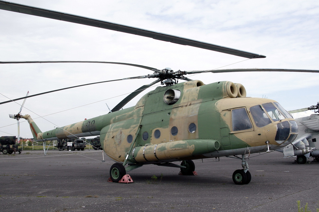 20110727-009 German Air Force - Mil Mi-8T Hip-C (9301) Luftwaffenmuseum DE.jpg