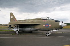 #4840 Royal Air Force - English Electric Lightning F.2A (XN730)