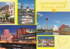#4858 Postcard DE-7213602 received from Germany