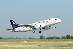 #4904 Saudia - Airbus A320-214SL (D-AXAD / HZ-AS75 / MSN 8298)
