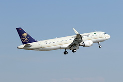 #4906 Saudia - Airbus A320-214SL (D-AXAD / HZ-AS75 / MSN 8298)