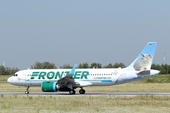 #4921 Frontier Airlines - Airbus A320-251N (D-AXAV / N331FR / MSN 8239)