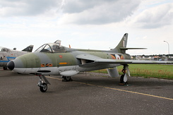 #4953 Royal Air Force - Hawker Hunter F.6A (XG152 / 20)