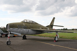 #4966 German Air Force - Republic F-84F Thunderstreak (BF-106)