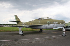 #4967 German Air Force - Republic F-84F Thunderstreak (BF-106)