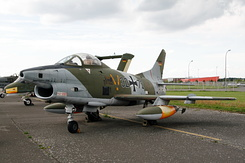 #4968 German Air Force - Fiat G.91R/3 (32+72)