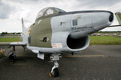 #4969 German Air Force - Fiat G.91R/3 (32+72)