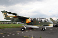 #4974 German Air Force - North American Rockwell OV-10B Bronco (99+33)