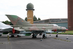 #4978 German Air Force - Mikoyan-Gurevich MiG-21bis SAU Fishbed-N (24+53)