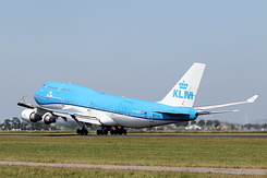 #5127 KLM - Boeing 747-406 (PH-BFT)