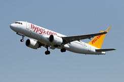 #5130 Pegasus Airlines - Airbus A320-251N (TC-NBA)