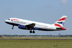 #5132 British Airways - Airbus A319-131 (G-EUOD)