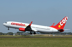 #5136 Corendon Dutch Airlines - Boeing 737-86J (PH-CDH)