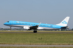 #5140 KLM Cityhopper - Embraer 190STD (PH-EZH)