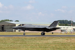 #5233 US Air Force - Lockheed Martin F-35A Lightning II (15-5125 / LF)