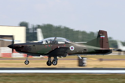 #5234 Slovenian Air Force - Pilatus PC-9M Hudournik (L9-65)