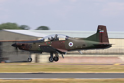 #5238 Slovenian Air Force - Pilatus PC-9M Hudournik (L9-65)