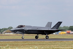 #5379 US Air Force - Lockheed Martin F-35A Lightning II (15-5164 / LF)