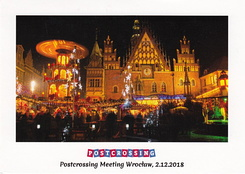 #5391 Postcard PL-1538980 received from Poland