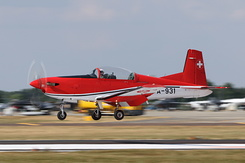 #5495 Swiss Air Force (PC-7 Team) - Pilatus PC-7 Turbo Trainer (A-931)