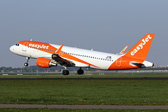 #5540 easyJet Europe - Airbus A320-214SL (OE-IVD)