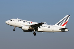 #5542 Air France - Airbus A318-111 (F-GUGP)