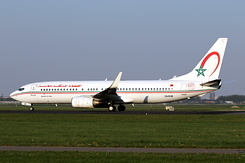 #5550 Royal Air Maroc - Boeing 737-8B6 (CN-ROB)