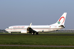 #5551 Royal Air Maroc - Boeing 737-8B6 (CN-ROB)