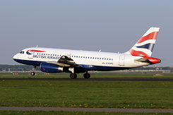 #5552 British Airways - Airbus A319-131 (G-EUPO)