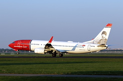#5560 Norwegian Air Shuttle - Boeing 737-8JP (EI-FHN)