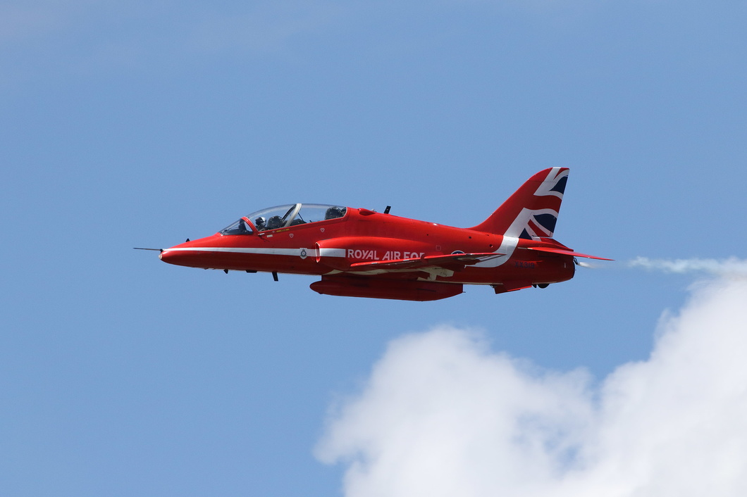 #5745 Royal Air Force (Red Arrows) - British Aerospace Hawk T1A (XX319)