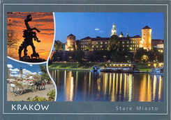 #5922 Postcard PL-1636187 received from Poland