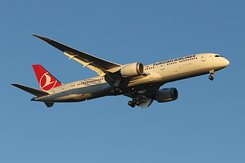 #6030 Turkish Airlines - Boeing 787-9 (TC-LLD)