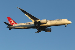 #6031 Turkish Airlines - Boeing 787-9 (TC-LLD)