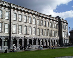 #19 Trinity College Library (the Book of Kells)