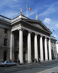 #25 O'Connell Street (General Post Office)