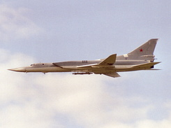 #35 Russian Air Force - Tupolev Tu-22M-3 Backfire