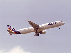 #36 Airbus Industrie - Airbus A321-111 (F-WWIB / 178)