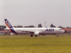 #37 Airbus Industrie - Airbus A321-111 (F-WWIB / 178)
